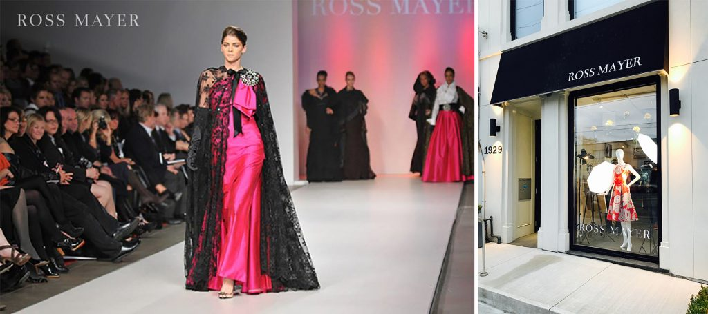 Ross Mayer Runway - Storefront