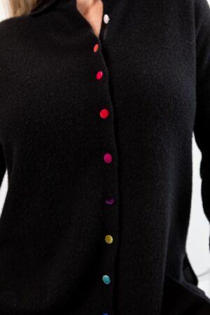 Estheme Cashmere Cardigan Sweater